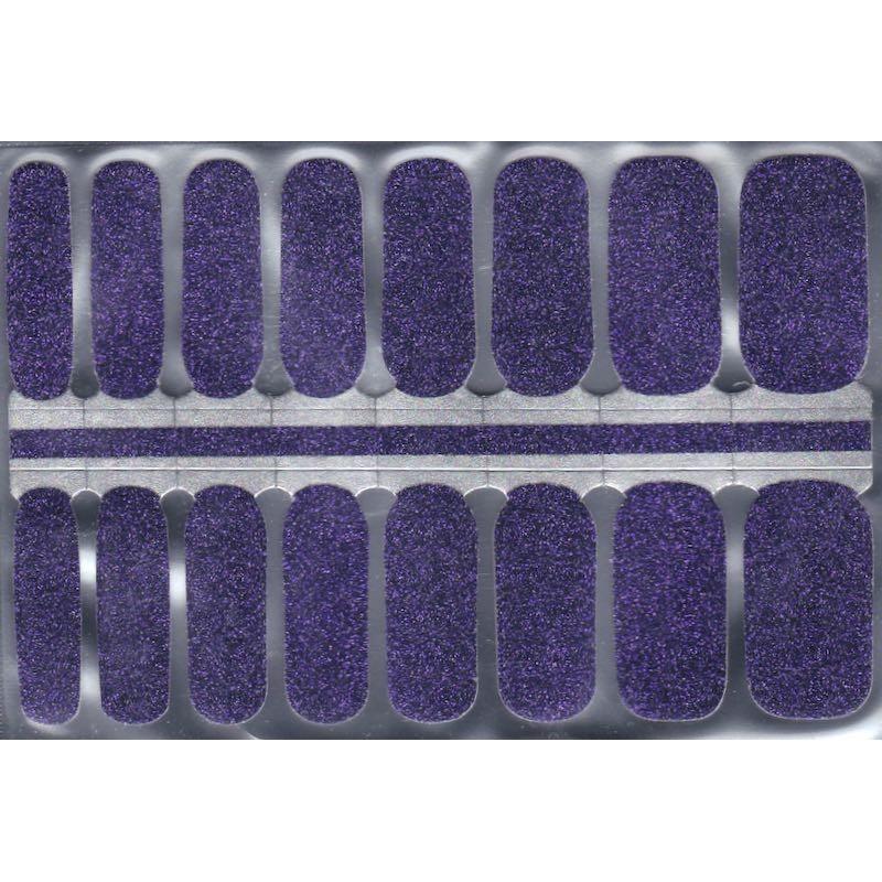 Eggplant Glitter