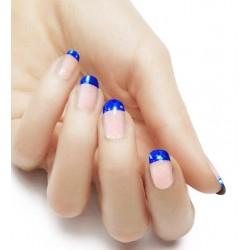 Blue Holo Tips
